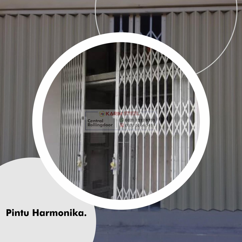 Pintu Harmonika Adalah
